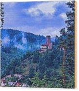 Burgbadliebenzell Wood Print