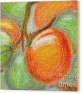 Burpee Tomatoes Wood Print