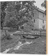 Burwell-morgan Mill Wood Print