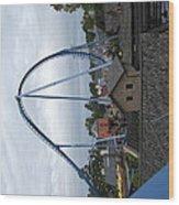 Busch Gardens - 121212 Wood Print
