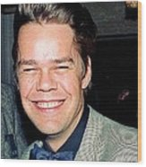 Buster Poindexter 1988 Wood Print