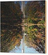 Butler University Carillon 2 Wood Print