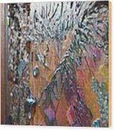 Butterfly Dancer Wood Print