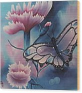 Butterfly Series 6 Wood Print