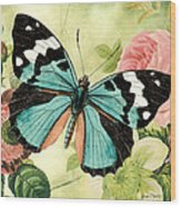 Butterfly Visions-b Wood Print