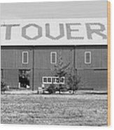 Bw Stovers Farm Market Berrien Springs Michigan Usa Wood Print