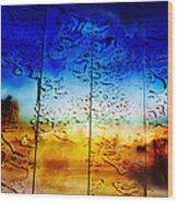 Forgiveness Is ... Wood Print