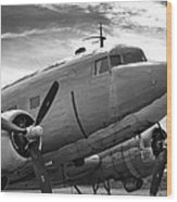 C-47 Skytrain Wood Print