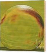 C Ribet Orbscape 0792 Wood Print