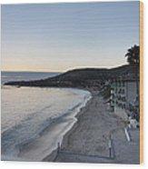 Ca Beach - 121217 Wood Print