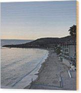 Ca Beach - 121223 Wood Print