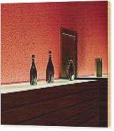 Ca Del Bosco Winery. Franciacorta Docg Wood Print
