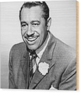 Cab Calloway Wood Print by Silver Screen