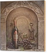 Cabernet No.95 Wood Print
