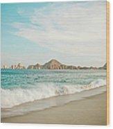 Cabos San Lucas Wood Print