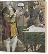 Cabral Y Bejarano, Antonio 1798-1861 Wood Print