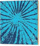 Cactus - Reunion Island-indian Ocean Wood Print