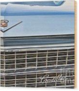 Caddy Grill Wood Print by Paul Ward