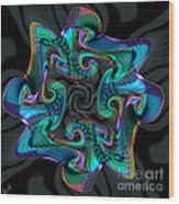 Cadenza Wood Print