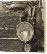 Cadillac Roadster 1930 Wood Print