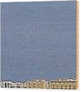 Cadiz Skyline Wood Print