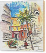 Cadiz Spain 05 Wood Print