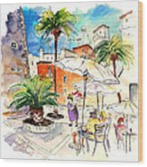 Cadiz Spain 13 Wood Print