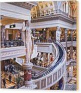 Caesars Palace - Las Vegas Wood Print