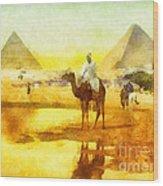 Cairo Wood Print