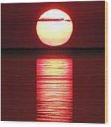 Cajun Heat Wood Print