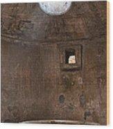 Calidarium Wood Print by Marion Galt