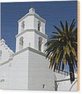 California Mission 2 Wood Print