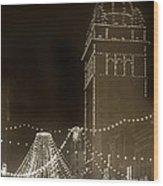 Call Building On Market Street San Francisco California 1902 Wood Print