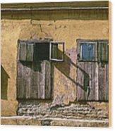 Call M1. Belgrade. Serbia Wood Print