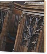 Call To Prayer Wood Print
