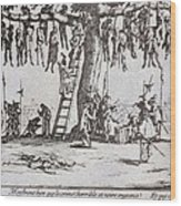 Callot, Jacques 1592-1635. The Great Wood Print