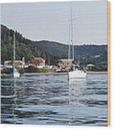 Calm Sea 2 Wood Print