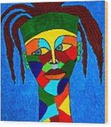 Calypso Man Wood Print