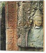 Cambodia Angkor Wat 1 Wood Print