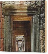 Cambodia Angkor Wat 5 Wood Print
