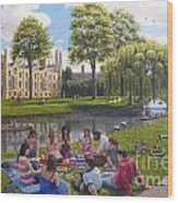 Cambridge Summer Wood Print