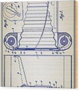 Camera Patent Wood Print
