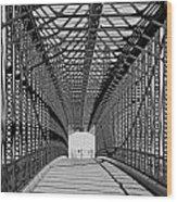 Cameron-tanner's Crossing Arizona V2 Wood Print