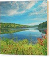 Canada, Ontario, Algonquin Provincial Wood Print
