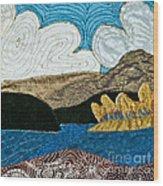 Canada Wood Print by Susan Macomson