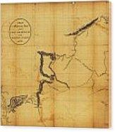Canada Western 1801 Wood Print