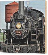 Canadian National Railway 89 Wood Print