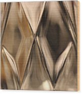Candle Holder 1 Wood Print