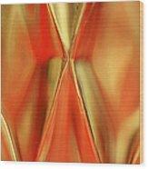 Candle Holder 12 Wood Print