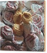 Candy - Peanut Butter Kisses - Sweets Wood Print
